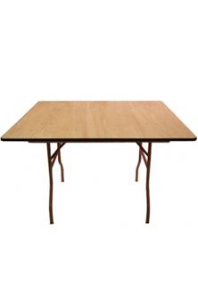 Square Table Rentals